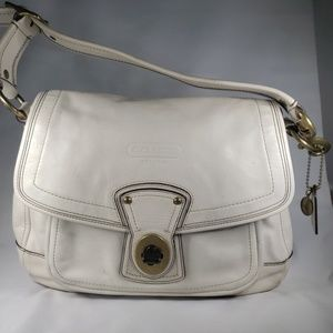 Coach Legacy Vachetta leather purse